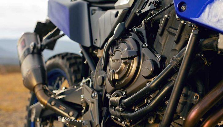 Yamaha Ténéré 700: prezzo aggressivo per conquistare il mercato - Foto 3 di 12