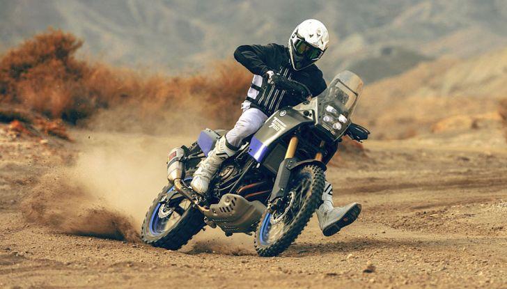 Yamaha Ténéré 700: prezzo aggressivo per conquistare il mercato - Foto 12 di 12