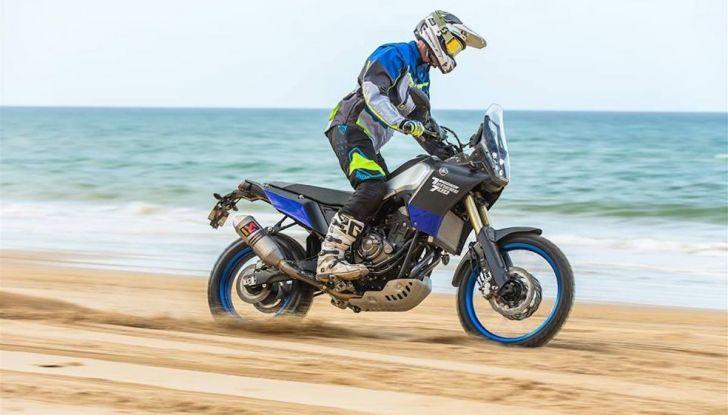 Yamaha Ténéré 700: prezzo aggressivo per conquistare il mercato - Foto 10 di 12