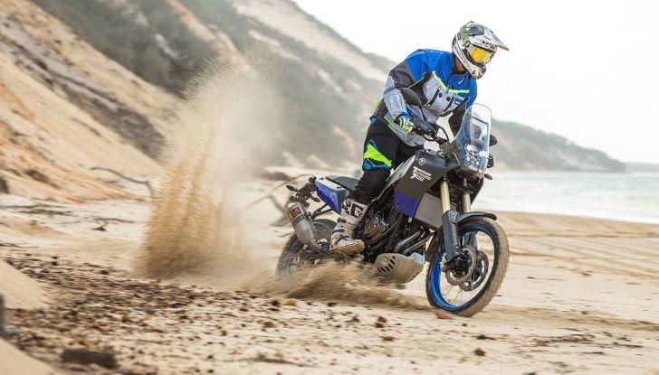 Yamaha Ténéré 700: prezzo aggressivo per conquistare il mercato - Foto 9 di 12