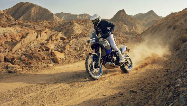 Yamaha Ténéré 700: prezzo aggressivo per conquistare il mercato - Foto 7 di 12