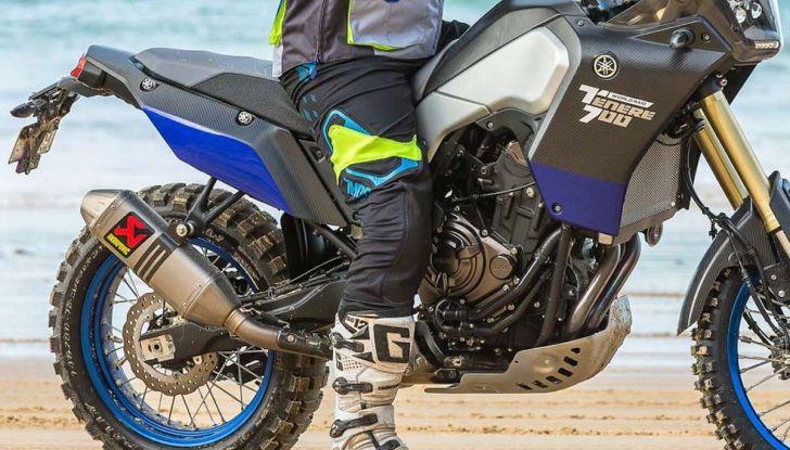 Yamaha Ténéré 700: prezzo aggressivo per conquistare il mercato - Foto 6 di 12