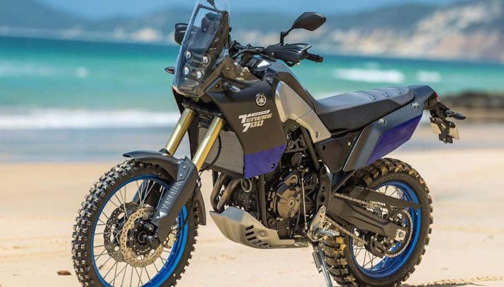 Yamaha Ténéré 700: prezzo aggressivo per conquistare il mercato - Foto 1 di 12