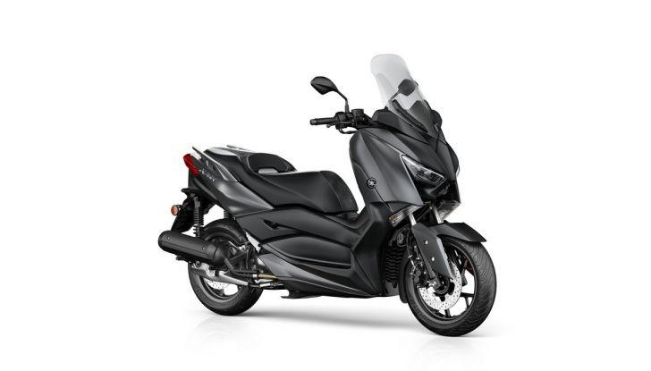 Yamaha X-Max 125: confort, tecnologia e stile - Foto 7 di 25