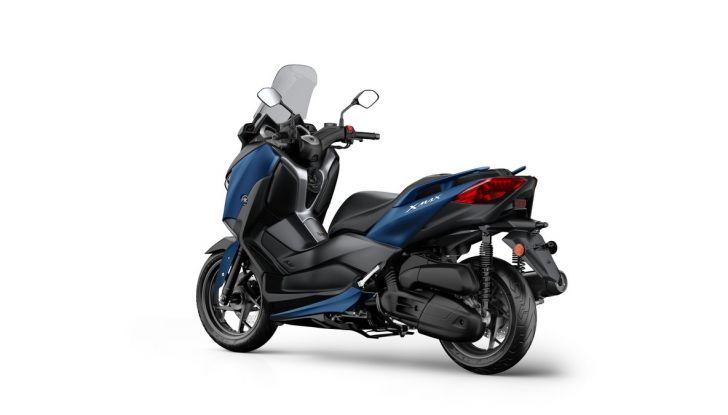 Yamaha X-Max 125: confort, tecnologia e stile - Foto 9 di 25