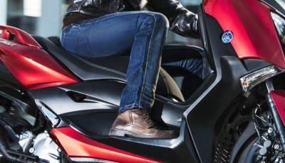 Yamaha X-Max 125: confort, tecnologia e stile