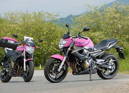 Yamaha XJ6 Rosa Italia moto ufficiale del Giro d'Italia 2011 - Foto 10 di 20