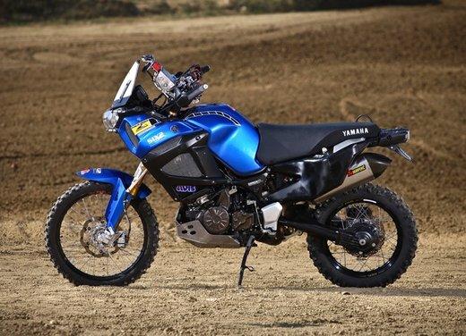 Yamaha XTZ1200R Super Ténéré al Rally dei Faraoni 2011 - Foto 5 di 13
