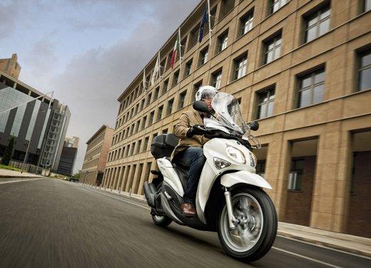 Yamaha Xenter 125 e 150