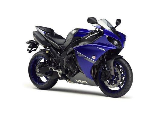 Yamaha YZF-R1 Race Blue - Foto 3 di 9