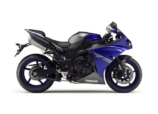 Yamaha YZF-R1 Race Blue - Foto 5 di 9