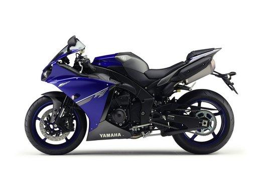 Yamaha YZF-R1 Race Blue - Foto 4 di 9