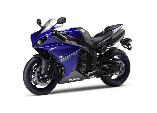 Yamaha YZF-R1 Race Blue - Foto 2 di 9