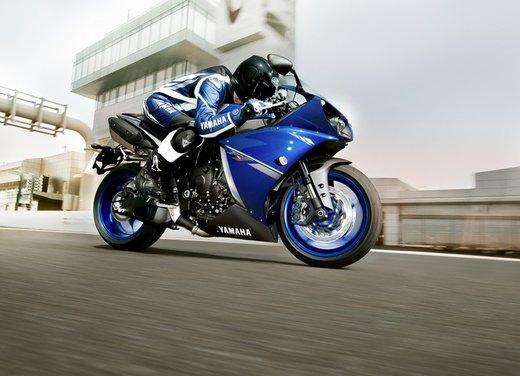Yamaha YZF-R1 Race Blue - Foto 6 di 9