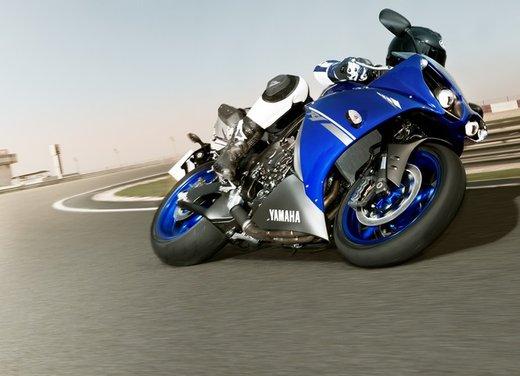 Yamaha YZF-R1 Race Blue - Foto 7 di 9