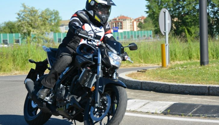 Prova Yamaha MT-03: entry level con qualcosa in più - Foto 14 di 28