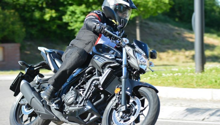 Prova Yamaha MT-03: entry level con qualcosa in più - Foto 23 di 28