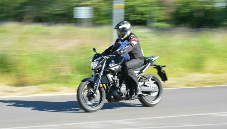 Prova Yamaha MT-03: entry level con qualcosa in più - Foto 27 di 28