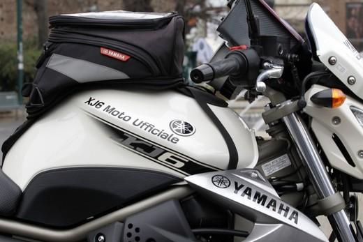 Yamaha XJ6 moto del Giro d'Italia - Foto 12 di 28