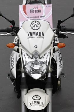 Yamaha XJ6 moto del Giro d'Italia - Foto 13 di 28