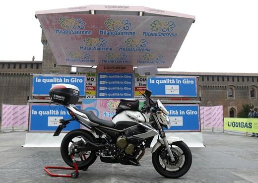 Yamaha XJ6 moto del Giro d'Italia - Foto 18 di 28