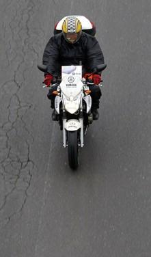Yamaha XJ6 moto del Giro d'Italia - Foto 19 di 28