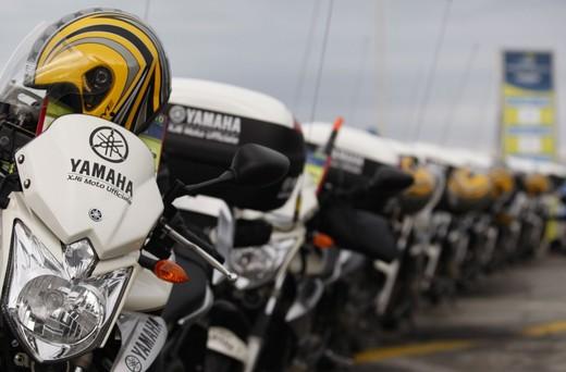 Yamaha XJ6 moto del Giro d'Italia - Foto 21 di 28