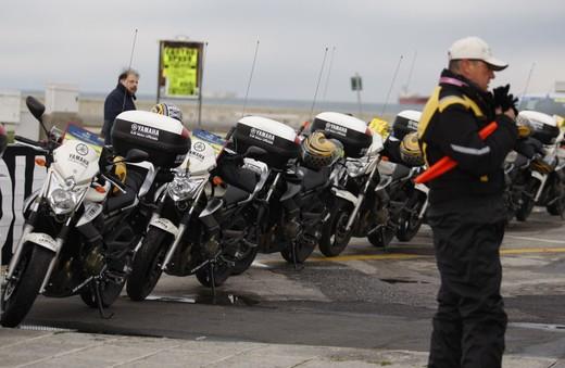 Yamaha XJ6 moto del Giro d'Italia - Foto 22 di 28