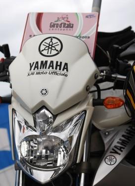 Yamaha XJ6 moto del Giro d'Italia - Foto 23 di 28