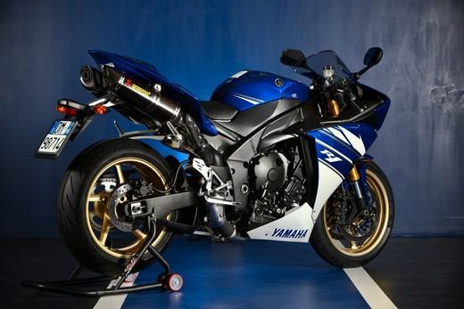 "Yamaha R1 2010 ""Akrapovic"" - Foto 10 di 16"