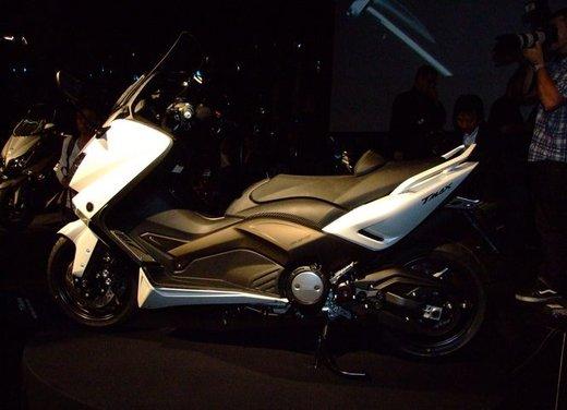 Yamaha TMax - Foto 9 di 17
