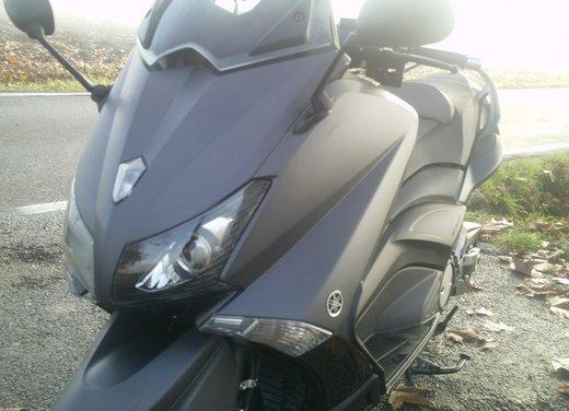 Yamaha TMax 530 vince il Red Dot Design Award 2012 - Foto 10 di 16