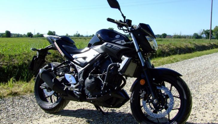 Prova Yamaha MT-03: entry level con qualcosa in più - Foto 3 di 28