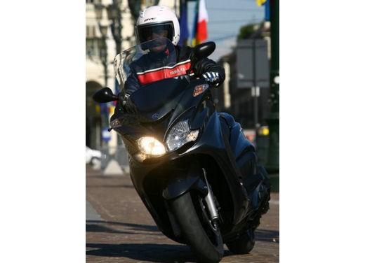 Yamaha Majesty 400 – Test Ride - Foto 12 di 33