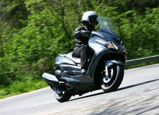 Yamaha Majesty 400 – Test Ride - Foto 13 di 33