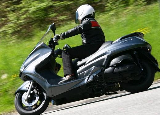 Yamaha Majesty 400 – Test Ride - Foto 14 di 33