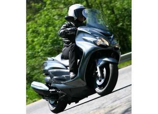 Yamaha Majesty 400 – Test Ride - Foto 16 di 33