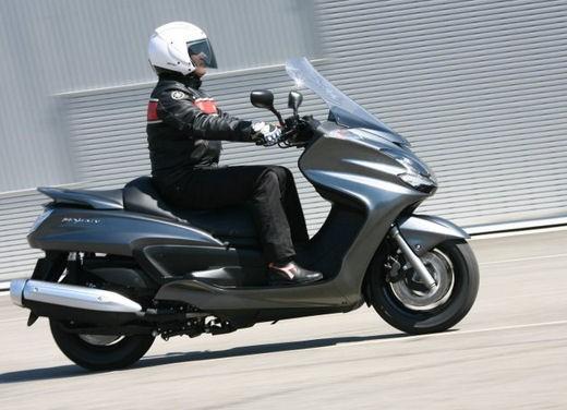 Yamaha Majesty 400 – Test Ride - Foto 17 di 33