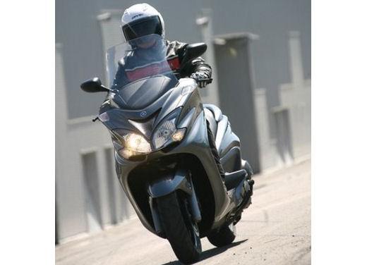 Yamaha Majesty 400 – Test Ride - Foto 18 di 33