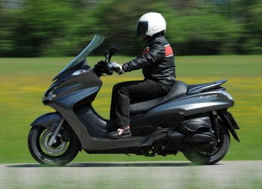Yamaha Majesty 400 – Test Ride - Foto 2 di 33