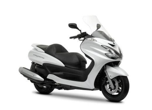 Yamaha Majesty 400 – Test Ride - Foto 21 di 33
