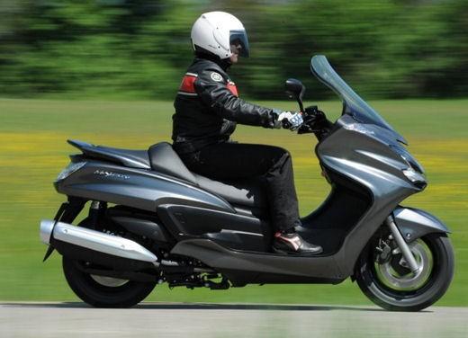 Yamaha Majesty 400 – Test Ride - Foto 3 di 33