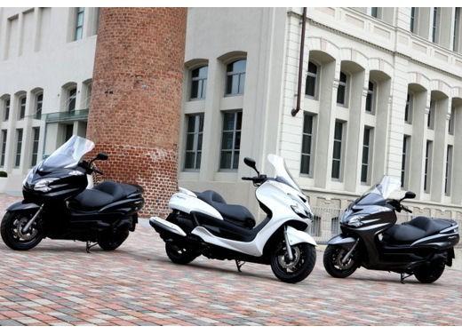 Yamaha Majesty 400 – Test Ride - Foto 32 di 33
