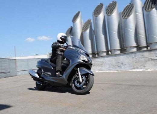 Yamaha Majesty 400 – Test Ride - Foto 5 di 33