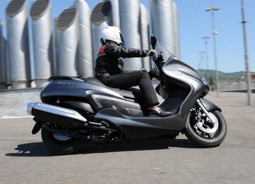 Yamaha Majesty 400 – Test Ride - Foto 6 di 33