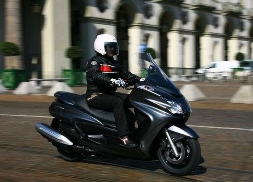 Yamaha Majesty 400 – Test Ride - Foto 8 di 33