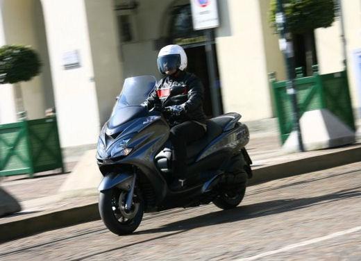 Yamaha Majesty 400 – Test Ride - Foto 9 di 33