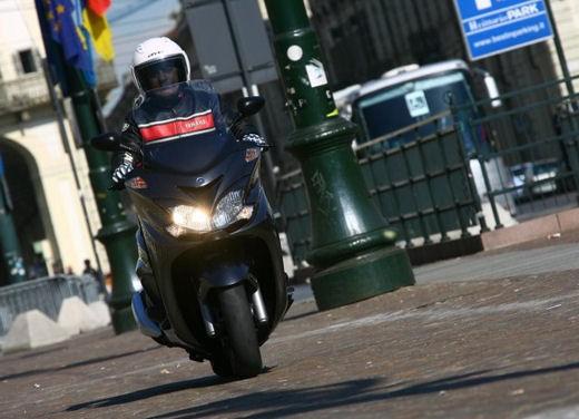 Yamaha Majesty 400 – Test Ride - Foto 10 di 33