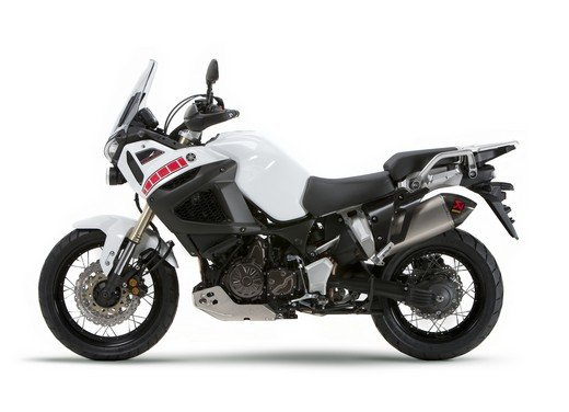 Yamaha Super Tenere 1200 Competition White al Motor Bike Expo