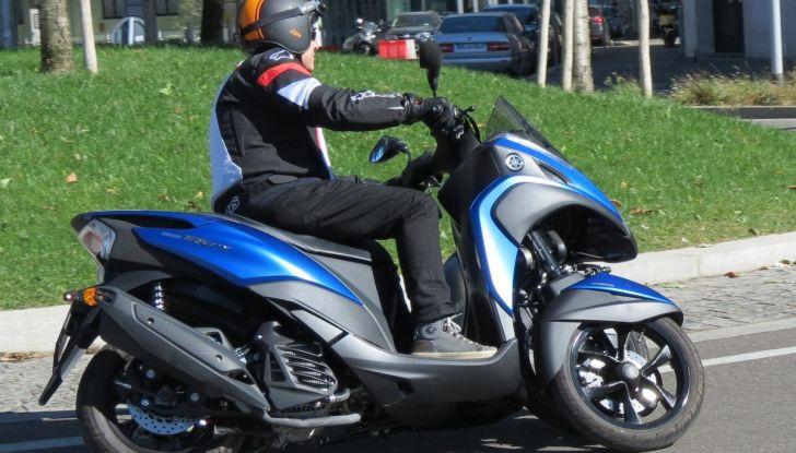 Yamaha Tricity 155: numero perfetto - Foto 11 di 39